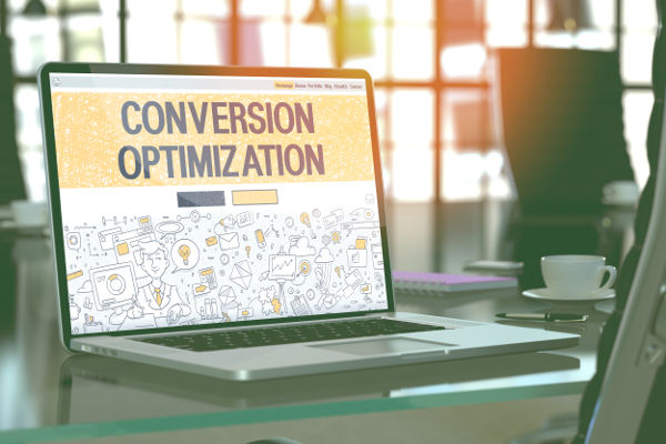 digital marketing - optimize conversion rates