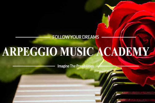 Arpeggio Music Academy Website